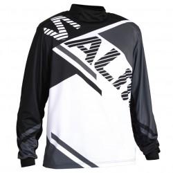 Salming Atilla Goalie Jersey SR Grey/Black
