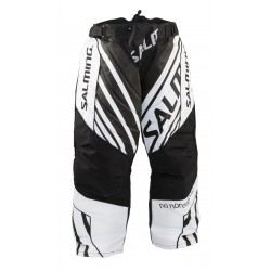 Salming Phoenix Goalie Pant JR Black/White