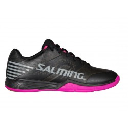 SALMING Viper 5 Women Shoe Black/Pink Jewel 3,5 UK, 36 EUR