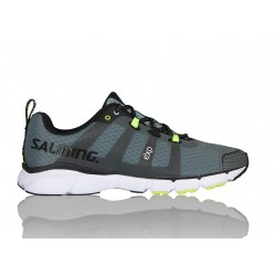 Salming enRoute Shoe Men Grey/Black