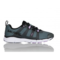 Salming enRoute Shoe Women Grey/Black