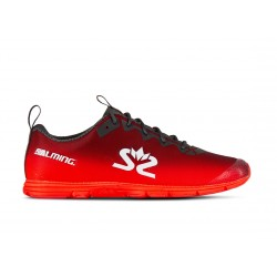 Salming Race 7 Women Forged iron/Poppy Red