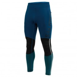 Grand Tights Men Posiedon Blue/Black/Deep Teal