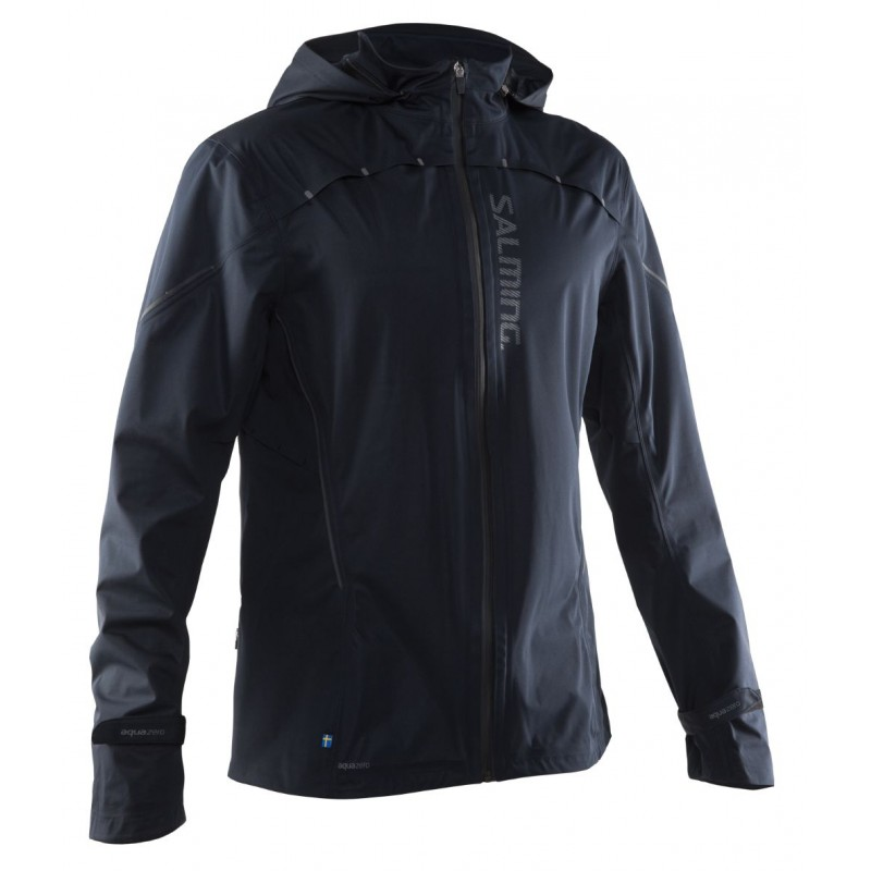 Abisko Rain Jacket Men Black