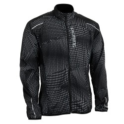 Ultralite Jacket 3.0 Men Black All Over Print