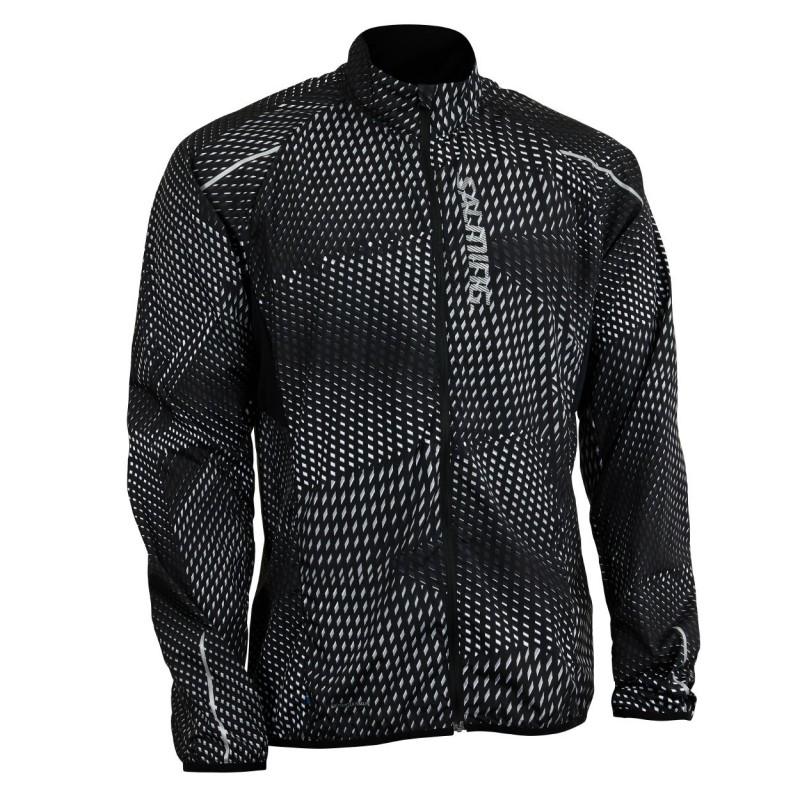 Ultralite Jacket 3.0 Men Black All Over Print