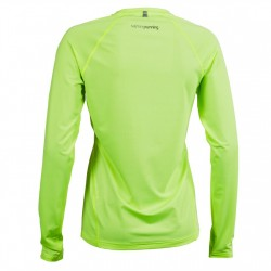 Balance LS Tee Women Sharp Lime