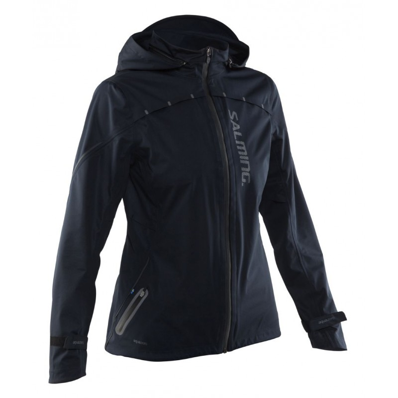 Abisko Rain Jacket Women Black