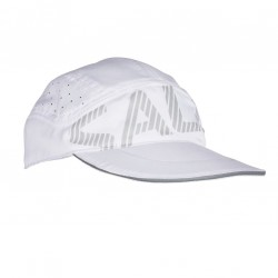 Lite Running Cap White