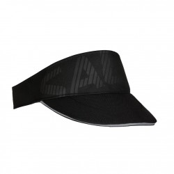 Lite Running Visor Black