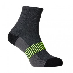 Wool Sock 2.0 Dark Grey Melange
