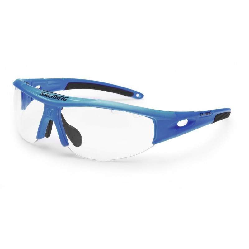 Salming V1 Protec Eyewear JR Royal Blue