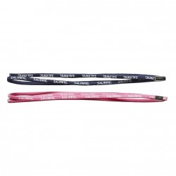 Salming Twin Hairband 2-pack Pink/Blue
