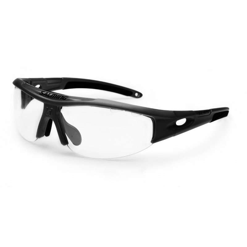 Salming V1 Protec Eyewear SR GunMetal