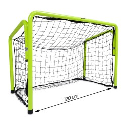 Salming Campus 1200 Goal Cage Fluo Green
