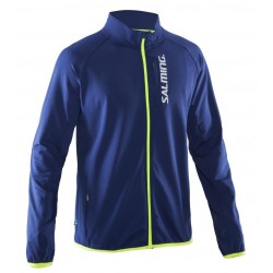 Run Thermal Jacket Men Navy