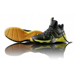 Kobra Mid Black/Yellow