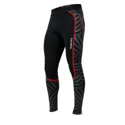 Force Tights Men Black/Grey