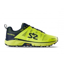 Salming Trail 6 Men Safety Yellow/Navy