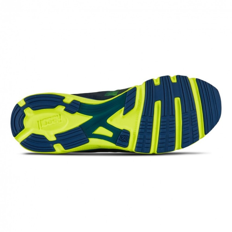 Salming enRoute 2 Men Safety Yellow/Poseidon Blue