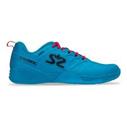 Salming Kobra 3 Shoe Men Cyan Blue/Black