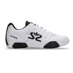 Salming Hawk 2 Shoe Women White/Black