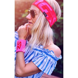 Salming Headband Red/Pink