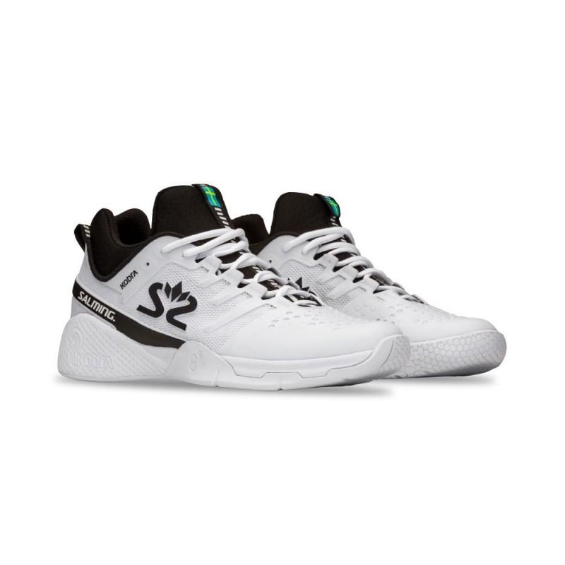 Salming Kobra Mid 3 Shoe Men White/Black