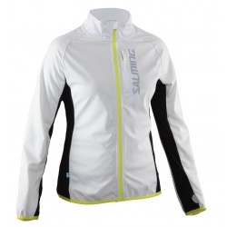 Running Jacket Women White