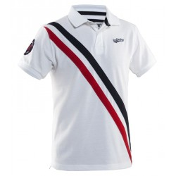 Ivy Polo Men White