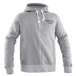 Core Hood Men Grey