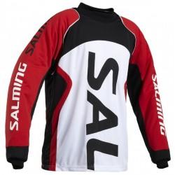 SALMING CROSS GK JSY Black/Red/White XL