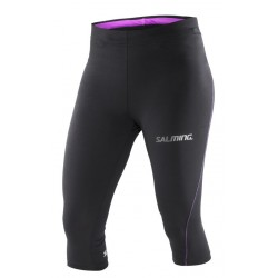 Running 3/4 Tights Women