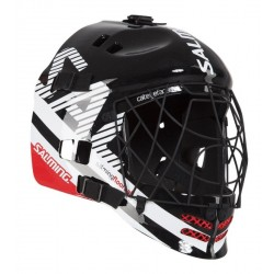 Core Helmet Black/White/Red