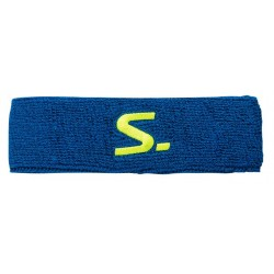 Knitted Headband Electric Blue