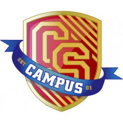 Campus 1600 Decal IFF Official