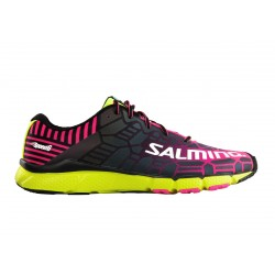 SALMING Speed 6 Shoe Wmn Fluo Pink/Flou Yellow 3,5 UK