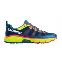 SALMING Trail 5 Shoe Wmn Blue/Flou Yellow