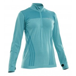 SALMING Seamless HZ Wmn Turquoise M/L