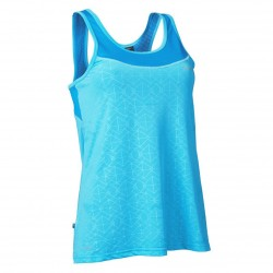 Pure Tanktop Wmn Light Blue