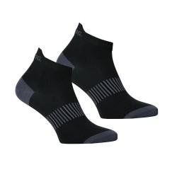 Performance Ankle Sock 2-pack Black