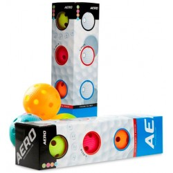 Aero Ball Colour 4-pack