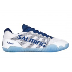 SALMING Hawk Women Shoe White/Navy Blue 3,5 UK, 36 EUR