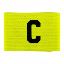 Salming Team Captain Armband Fluo Yellow