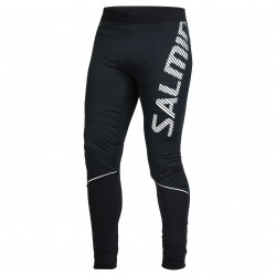 Thermal Wind Tights Men Black