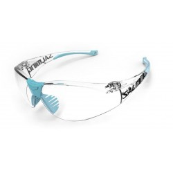 Salming Split Vision Eyewear JR Light Blue