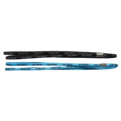 Salming Twin Hairband 2-pack Blue/Black