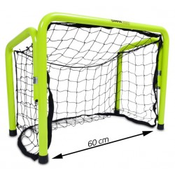 Salming Campus 600 Goal Cage Fluo Green