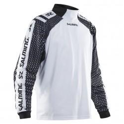 Salming Atilla Jersey SR White/Black