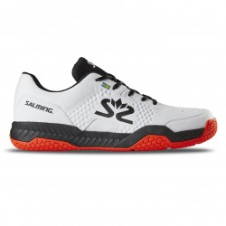 Salming Hawk Court Shoe Men White/Black